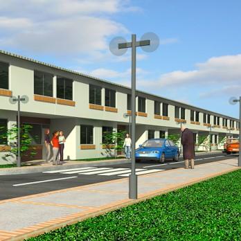 Urbanización Arenitas